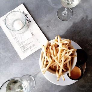 Fries at Zinque