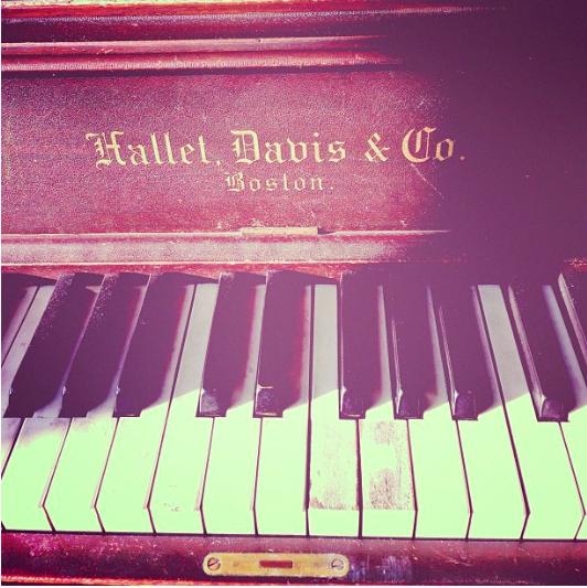 piano zinque